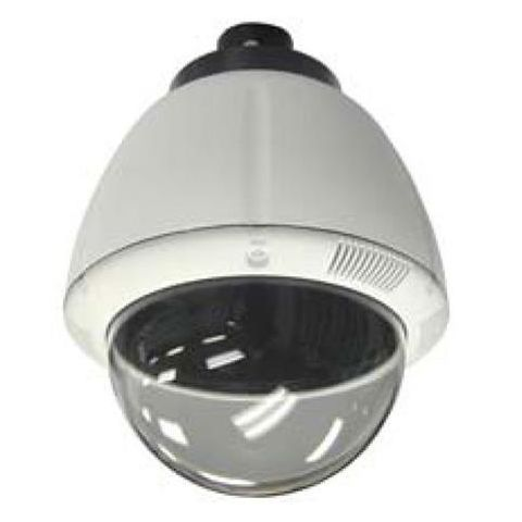 Sony  Outdoor Clear Dome Housing with Heater/Blower and Pendant-Mount Bracket for EVID-70 & 70/W PTZ Cameras   by Sony