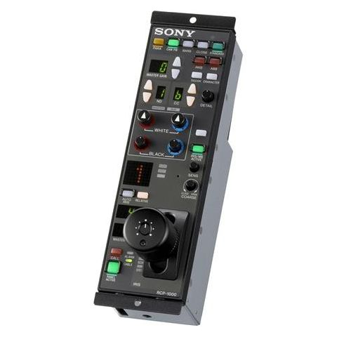 Sony  RCP-1000 Simple Joystick Remote Control Panel   by Sony