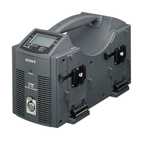 Sony  Bcl160 4 Channel Battery Charger For V-Mount Batteries   by Sony