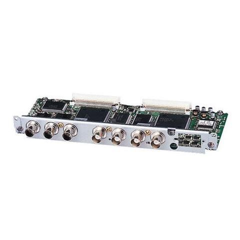 Sony  DSBK1501 Digital Input/Output Board for the DSR-1500A DV Cam Half-Rack Studio Editing Player / Recorder   by Sony