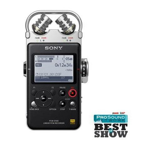 Sony  PCM-D100 Portable High Resolution Audio Recorder   by Sony