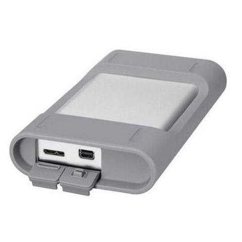 Sony  1TB Professional External USB Rugged Hard Drive with Thunderbolt, Up to 120MB/s Data Transfer Rate   by Sony