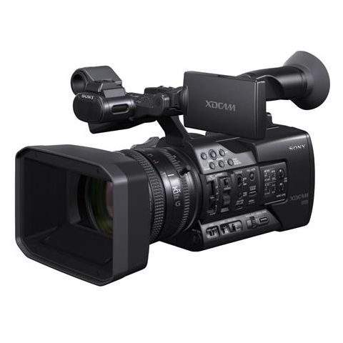 Sony  PXW-X160 Full HD XDCAM Handheld Camcorder, G Lens with 25x Optical Zoom, MPEG HD 422, AVCHD & DV   by Sony