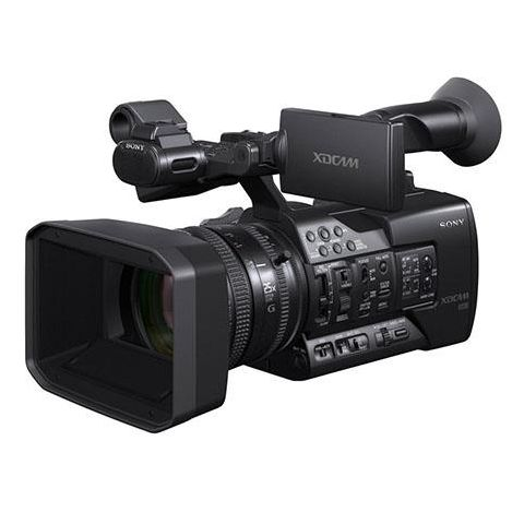 "Sony  PXW-X180 Full HD XDCAM Handheld Camcorder, Three 1/3"" CMOS, G Lens with 25x Optical Zoom, 3G/HD-SDI & HDMI Output, WiFi, GPS, NFC   by Sony"