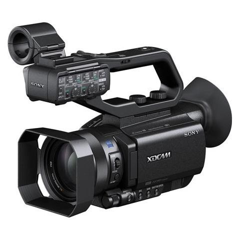 "Sony  PXW-X70 XDCAM Hand-Held Camcorder, 1"" Exmor R CMOS Sensor, 12x Optical Zoom, 48x Digital Zoom, USB/HDMI   by Sony"