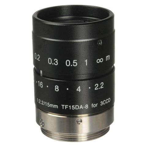 """Sony  XCVCL08YM 2/3"""" High Resolution Mono-Focal Lens for VGA Cameras   by Sony"""