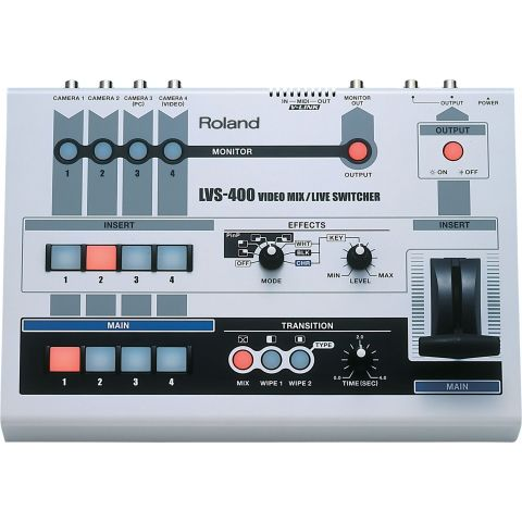 Edirol / Roland LVS-400 Live Production Switcher by Edirol