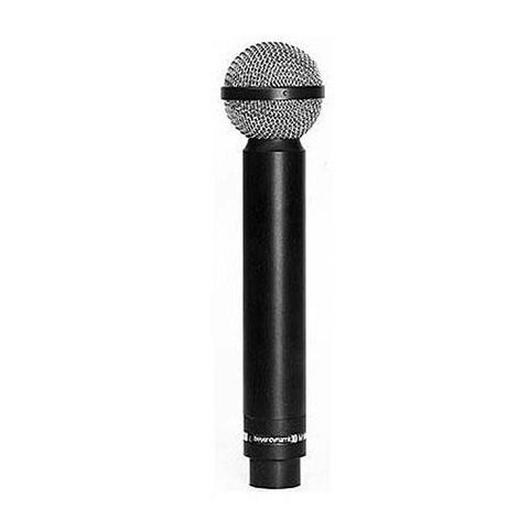Beyerdynamic M 160 Hypercardioid Dynamic Double Ribbon Microphone by Beyerdynamic