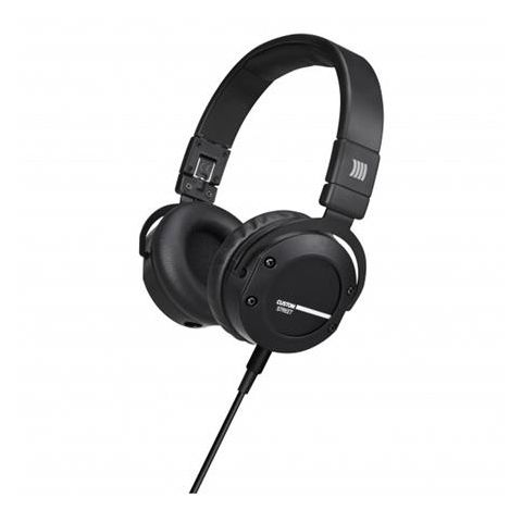 Beyerdynamic Custom Street Dynamic Headphones with Changeable Sound, Black by Beyerdynamic