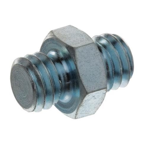 """Manfrotto 147 Short Aadapter Spigot, 3/8"""" + 1/4""""  by Manfrotto"""