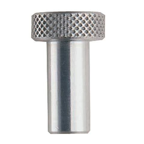 """Manfrotto 3/8"""" Adapter, Converts 1/4""""x20 Threaded Tip to 3/8"""" Tubular Stud (#3084)  by Manfrotto"""