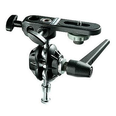 Manfrotto 155 Double Ball Joint Head w/Camera Platform (#2916)  by Manfrotto