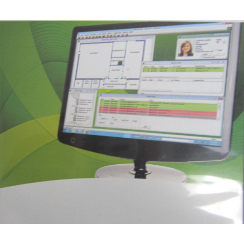 NORTHERN WINPAK 116 ACCESS CONTROL SOFTWARE by Northern Computer