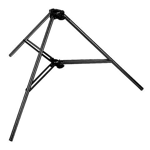 Manfrotto Single Tripod Base for Autopole Display - Black  by Manfrotto