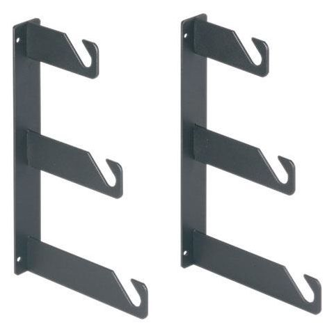 Manfrotto 045 3 Background Holder Hooks, Box of Two (#2921)  by Manfrotto
