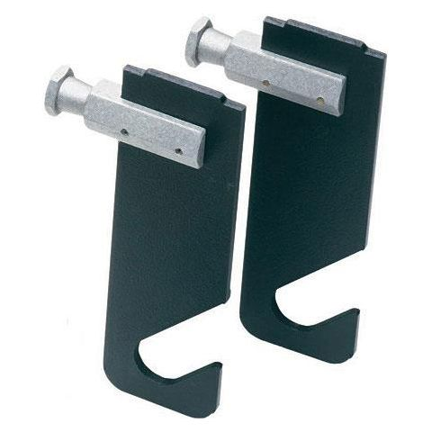 Manfrotto 059 Single Background Hook Set, Box of Two Hooks (#2911)  by Manfrotto