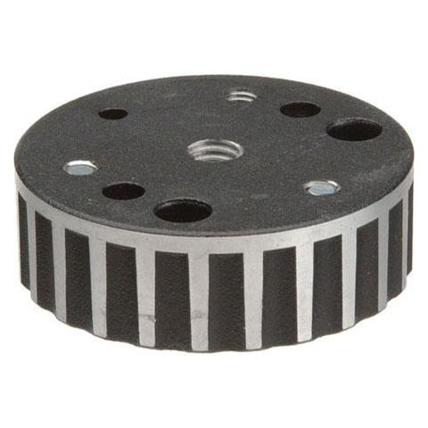 Manfrotto Tripod spacer for 3263 Deluxe geared head (#3261)  by Manfrotto
