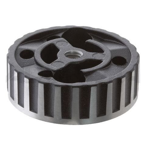 """Manfrotto Adapter Plate converts Tripod to 3/8"""" Female Thread (#3154)  by Manfrotto"""