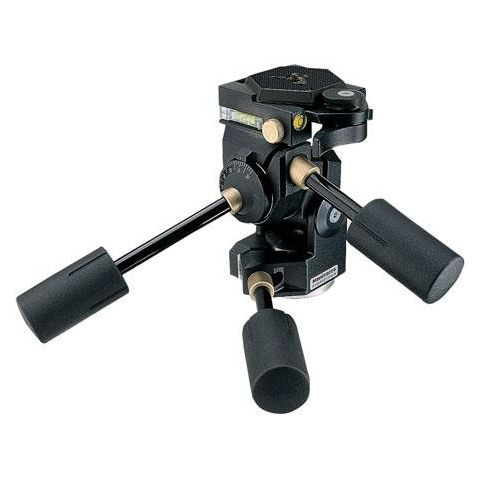 Manfrotto 229 Super Pro-Head with Quick Release - Supports 26.5 lbs (#3039)  by Manfrotto