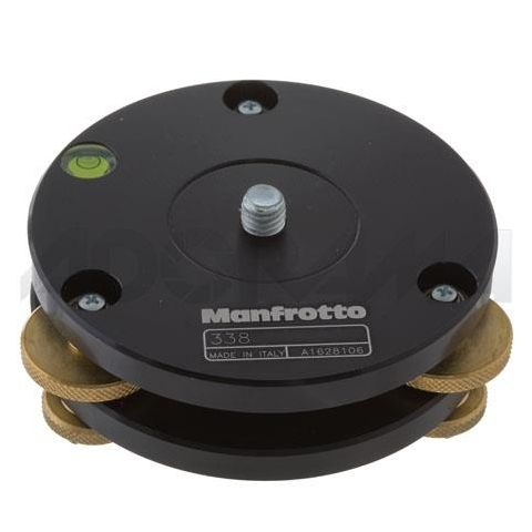 Manfrotto 338 QTVR Leveling Base  by Manfrotto