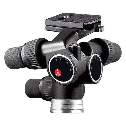 Manfrotto 405 Pro Digital Geared Head with Quick Release - Supports 16.50 lb  by Manfrotto