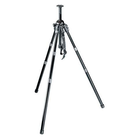 """Manfrotto 458B Neotec Black Tripod Legs (Height 3.9-61.4"""", Maximum Load 17.60 lbs)  by Manfrotto"""
