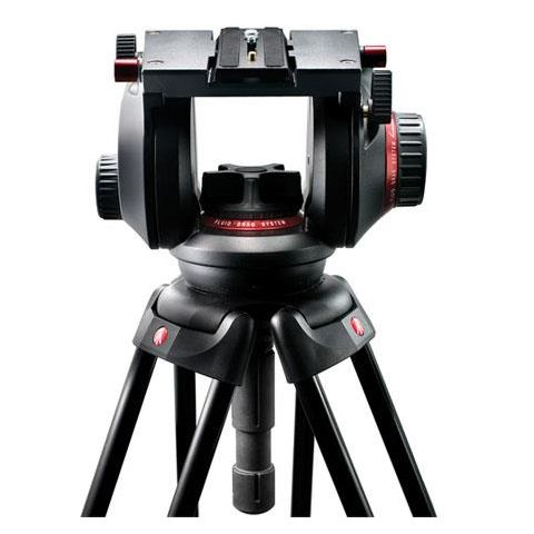 Manfrotto 509HD Professional Video Head, 29 lbs Load Capacity  by Manfrotto