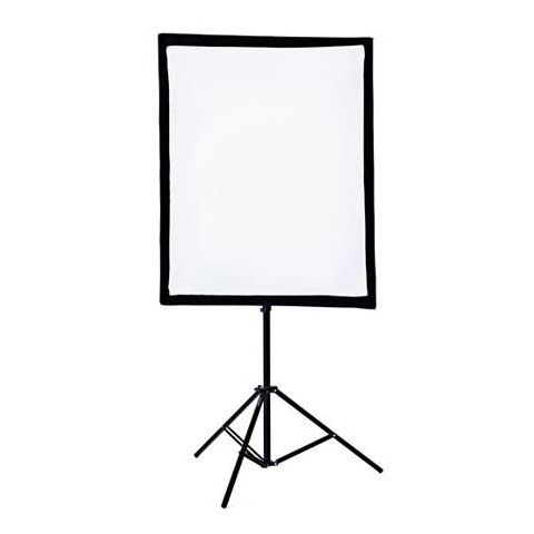 Bowens Lumiair 80x100cm Softbox with Rear Cowell, Front Diffuser, Internal Diffuser, Support Rods & Carry Case  by Bowens