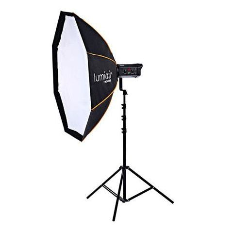 Bowens Lumiair Octobank 120 Softbox with Rear Cowell, Front Diffuser, Internal Diffuser, Support Rods & Carry Case  by Bowens
