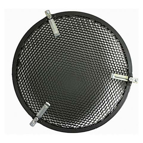 "Bowens 1/4"" Universal 9"" Honeycomb Grid for the BW1886, 87, 63, & 65 Monolight Flash Reflectors  by Bowens"