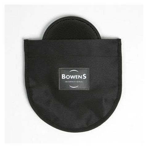 Bowens 3 Grid Pouch for the Honeycombs of the Pioneer S-70 Flash Head.  by Bowens