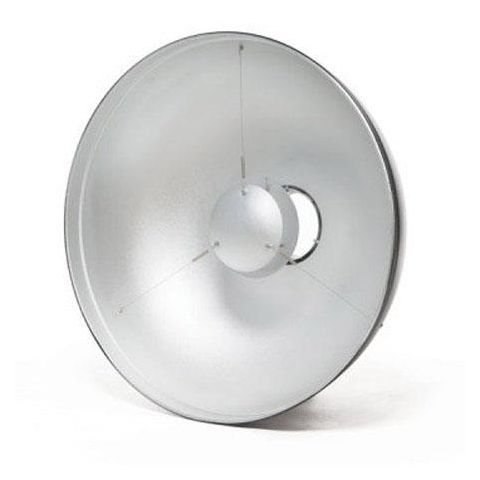 "Bowens 21"" Beauty Dish, Silver, ""S""-Type Bayonet  by Bowens"