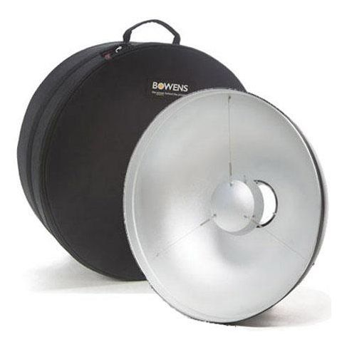 "Bowens 21"" Beauty Dish & Case, Silver  by Bowens"