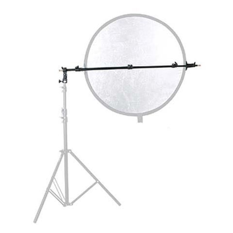"Bowens Universal Telescopic Collapsible Disc Holder, for Reflectors up to 60"", Extends to 67""  by Bowens"