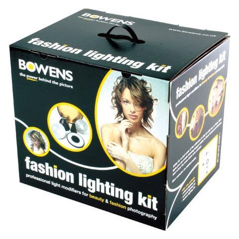 Bowens Fashion Lighting Accessory Kit with Beauty Dish Reflector & Grid  by Bowens