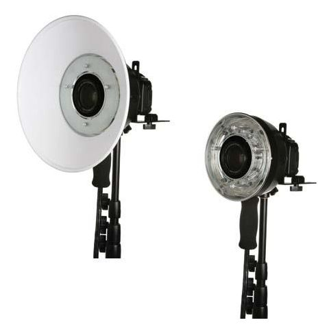 Bowens 3000ws Ringflash Pro Flash Head with Frosted & Clear Covers  by Bowens