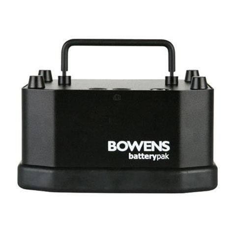 Bowens BW7690 Travelpak Small Battery Unit for the Gemini Series og Monolights  by Bowens