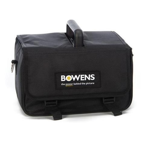 Bowens BW7697 Small Travelpak Kit, Includes Control Panel, Small Batterypak, 2x 3m Travelpak Gemini Cables, Charger and Carry Bag  by Bowens