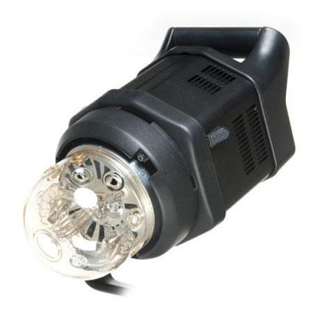 Bowens Creo Flash Head with 300W Halogen Modeling Lamp  by Bowens