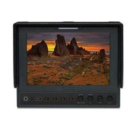 """Comodo M7pro 7"""" IPS HD Field Monitor, 800:1 Contrast Ratio, 400cd/m2, Up to 1920x1080 Native Resolution, HDMI/YPbPr/BNC/Composite Video BNC/Phono Input  by Comodo"""