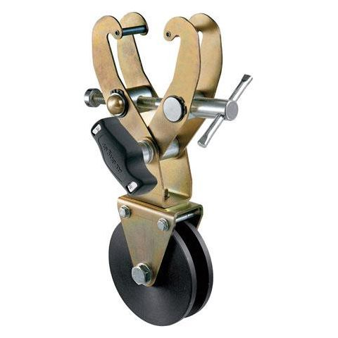 Avenger Grab Clamp with 100mm Spinning Pulley.  by Avenger