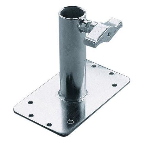"""Avenger Junior Wall Mounting Plate with a 1-1/8"""" Socket.  by Avenger"""