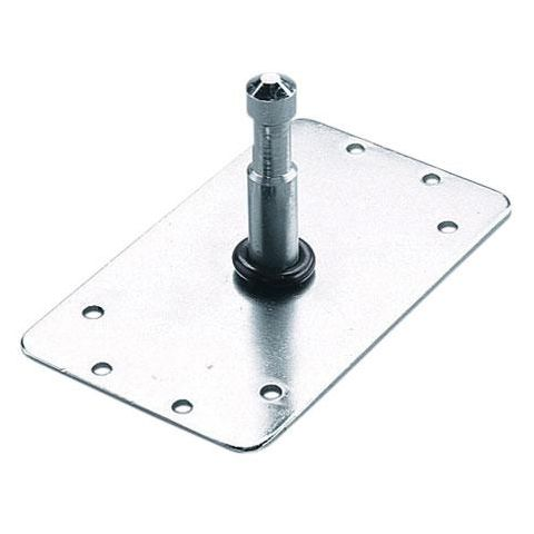 "Avenger 3"" Baby Wall Mounting Plate with a 5/8"" Spigot.  by Avenger"