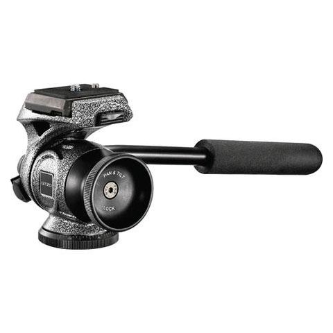 Gitzo GH1720QR Series 1 Birdwatching Video/Photo Magnesium Two-Way Fluid Head with Quick Release, Supports 8 lbs.  by Gitzo