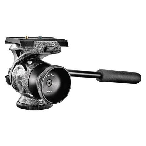 Gitzo GH2720QR Series 2 Birdwatching Video/Photo Magnesium Two-Way Fluid Head, with Quick Release, Supports 13 lbs.  by Gitzo