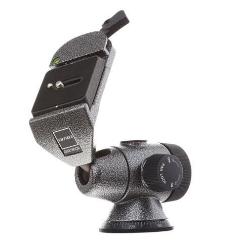 Gitzo GH3750QR Series 3 Magnesium Off Center Ball Head with Quick Release - Supports 17.64 lbs.  by Gitzo