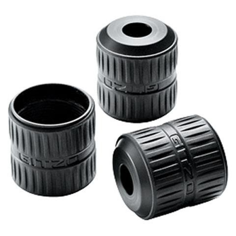 Gitzo GS1300 Series 1 Leg Section Reducers - 3 PC Kit, Shortens G-Lock Tripods and Monopods  by Gitzo