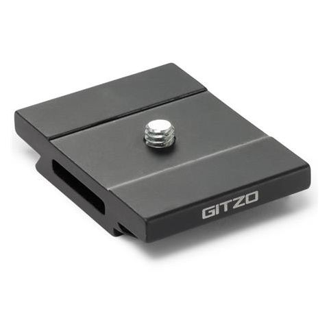 Gitzo GS5370SD Short D-Profile Quick Release Plate  by Gitzo