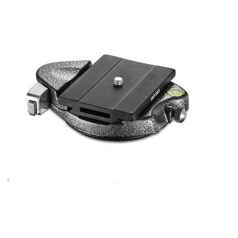 Gitzo Series 5 GS5760D Magnesium D Profile Quick Release Adapter  by Gitzo