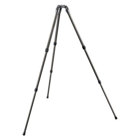 """Gitzo GT2532S Series 2 6x Systematic 3-Section Carbon Fiber Tripod, 24.9"""" Closed Length  by Gitzo"""